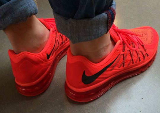 """Nike Air Max 2015 """"25th Anniversary"""" – Release Reminder"""