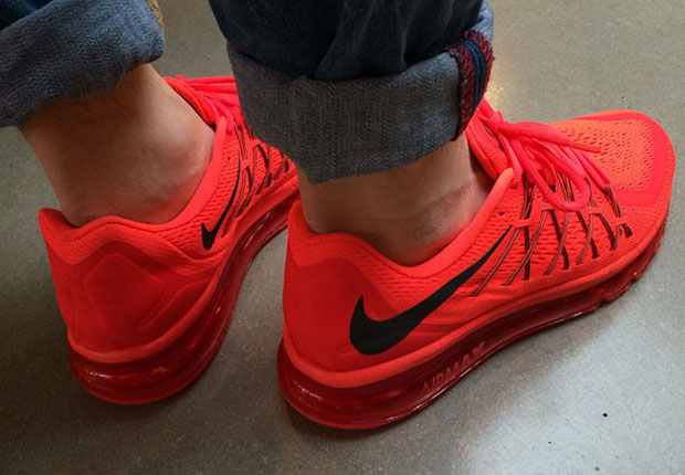 """brand new 67fa4 14ee4 Nike Air Max 2015 """"25th Anniversary"""" – Release Reminder"""
