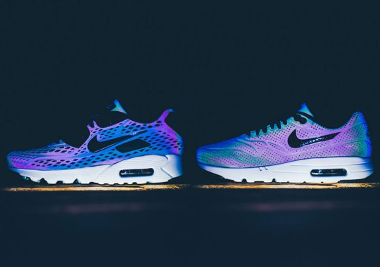 "Nike Air Max ""Iridescent"" Pack – Release Date"