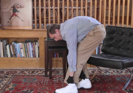 Brad Hall Is Back With A Legendary Sneaker Review Of The Air Jordan 11