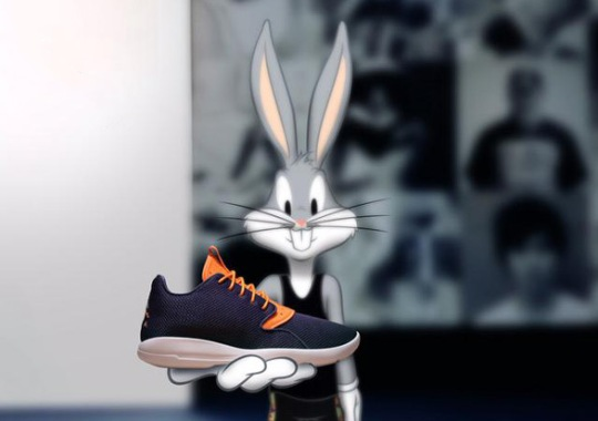 Even The Jordan Eclipse Is Getting Bugs Bunny's Signature Colorway