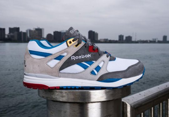 The Reebok Ventilator Collabs Return To The U.S. With Burn Rubber
