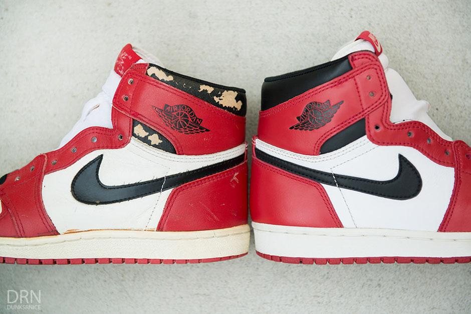 Jordan 1 Chicago | SneakerNews.com