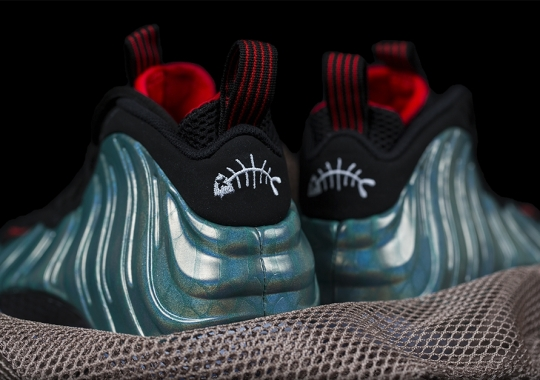 """Nike Air Foamposite One """"Gone Fishing"""" Is Meant For Losers"""