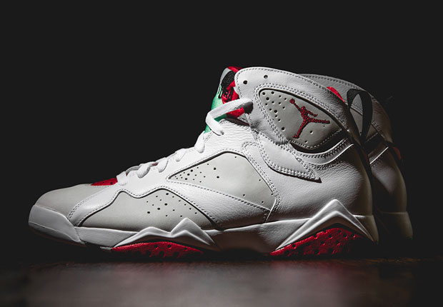 """557db82900ebba Air Jordan 7 """"Hare"""" Color  White True Red-Silver-Tourmaline Style Code   304775-125. Release Date  05 16 15. Price   190"""