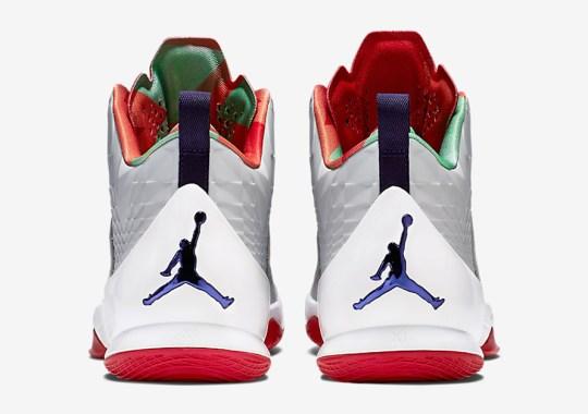 """Hare"" Hits A Jordan Signature Shoe"
