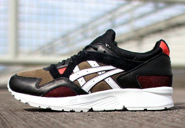 highs and lows x asics tiger gel-lyte v medic