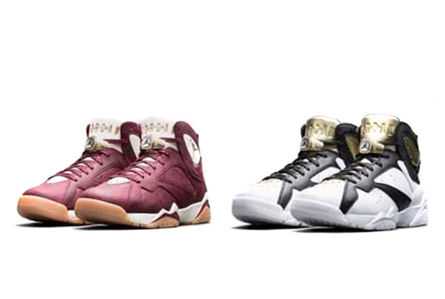 Air Jordan 7 Paquet De Champion