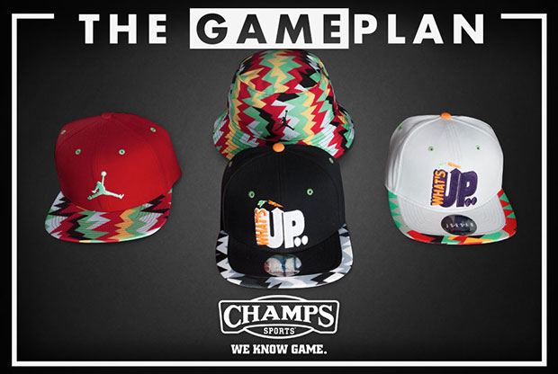 The Game Plan by Champs Sports  Jordan Hare Collection - SneakerNews.com e36f18460c7