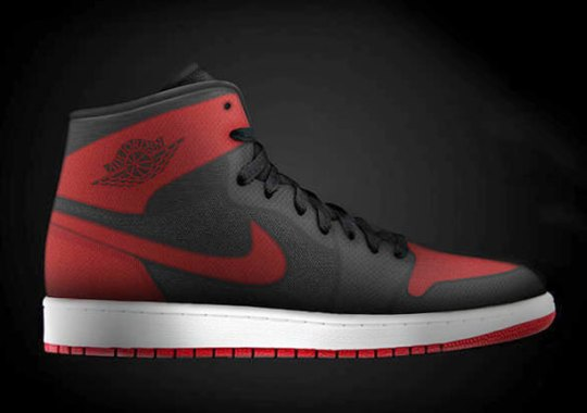 Here's A Rendering Of What The Air Jordan MTM Pack Could Look Like