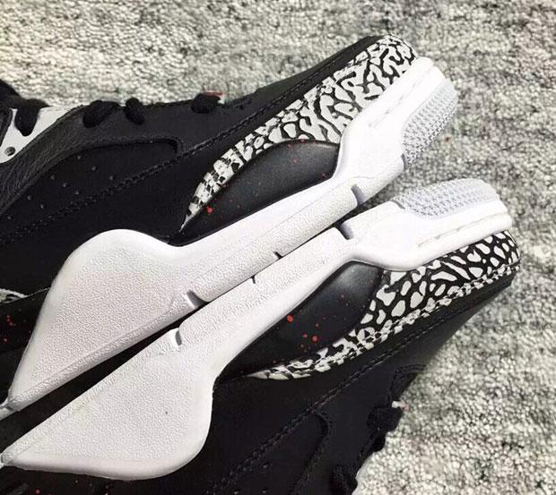 lowest price a452c a48c6 Jordan Son Of Mars Low Black Cement   SneakerNews.com