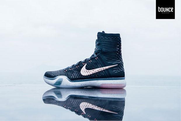 huge selection of 4ddb1 efc86 Nike Kobe 10 Elite Color  Black White Hot Lava Metallic Red Bronze Style  Code  718763-091. Release Date  6 5 15. Price   225