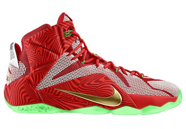 Remixed On The Nike LeBron 12