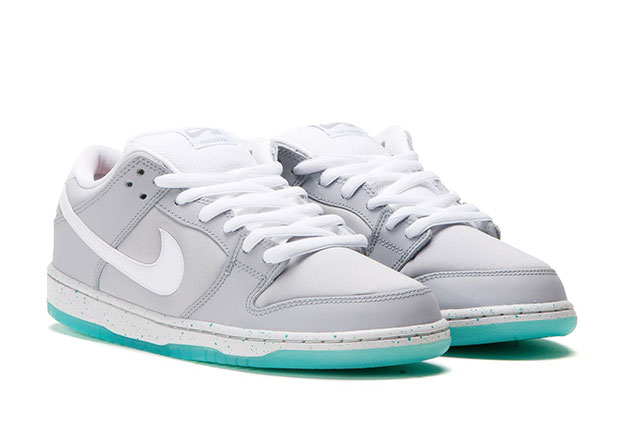 best service 6d9c4 f6e7a Nike To Officially Release The McFly Dunks Tomorrow - SneakerNews.com