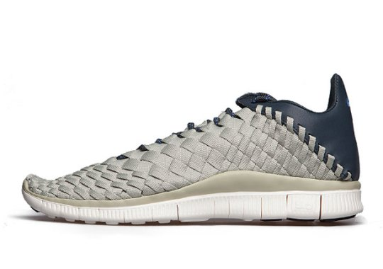 New Two-Toned Colorways Of The Nike Free Inneva Woven