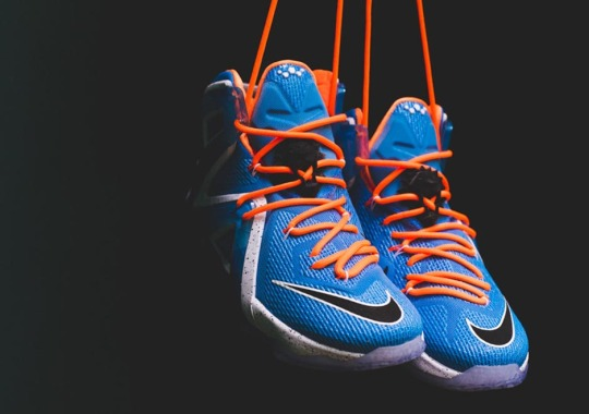 "Nike LeBron 12 Elite ""Elevate"""