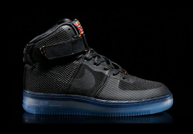 Air Force One Nike 2015 Black