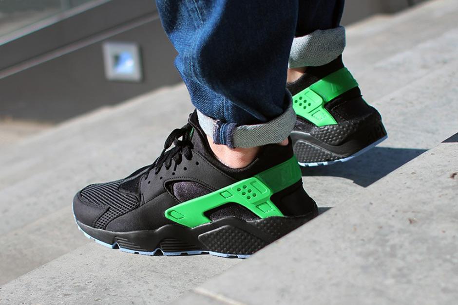 separation shoes e15c5 d1d1e The Nike Air Huarache