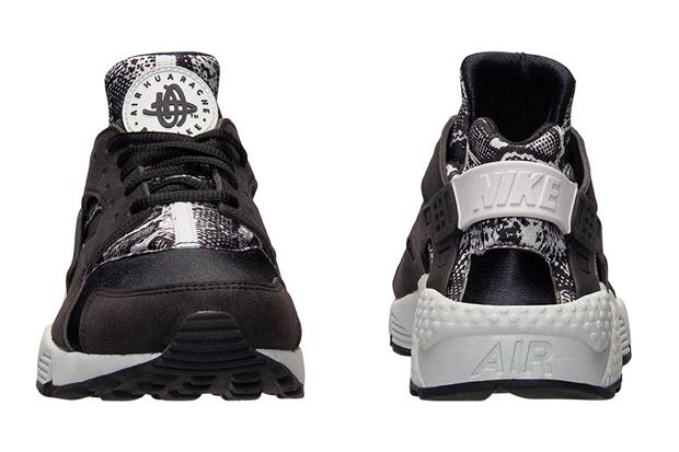 the best attitude e1d2c 36729 Snakeskin Finally Hits The Nike Air Huarache - SneakerNews.com