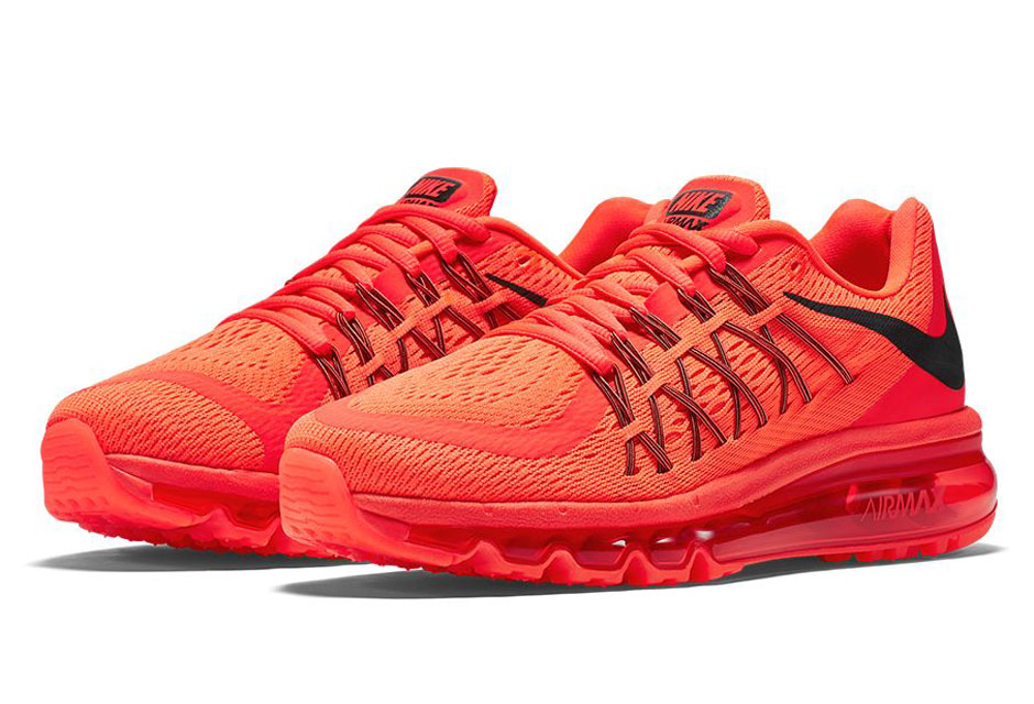 Mens Air Rouge Nike Max 2015