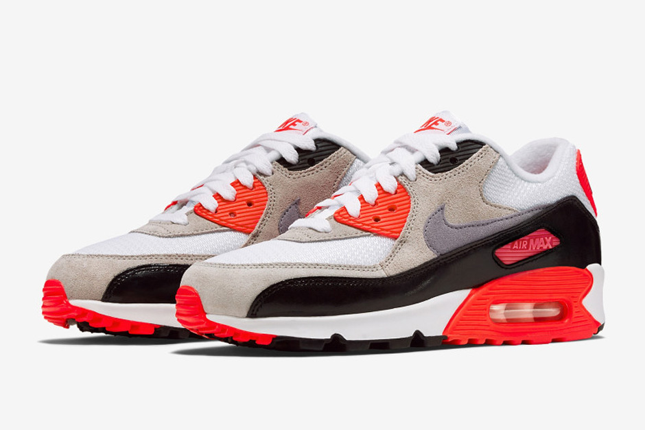 A Detailed Look At This Year's Nike Air Max 90