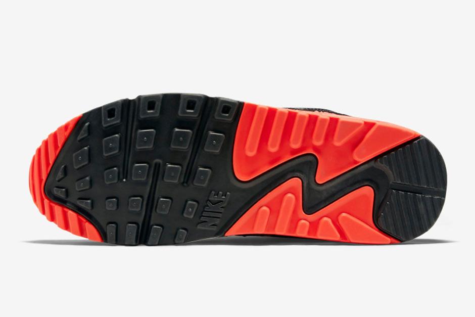 Nike Air Max 90 De Infrarrojos 2015 Shasta Retro S4N0FF
