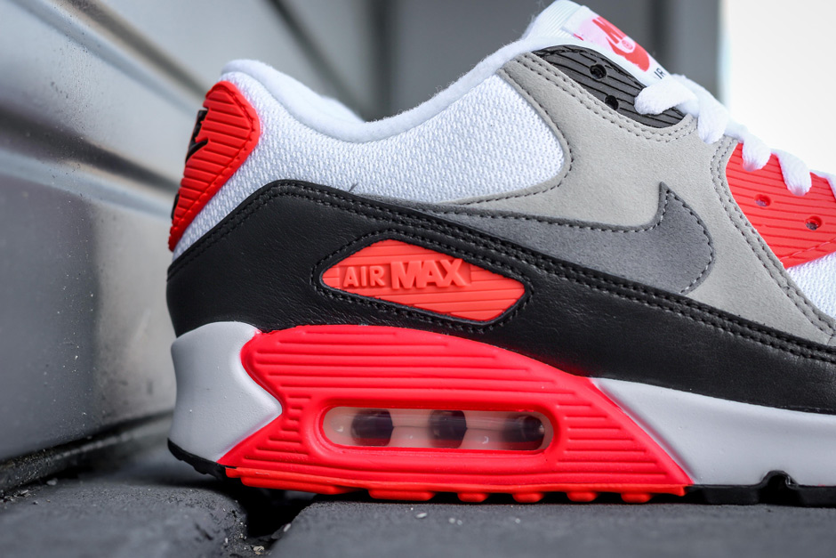 Nike Caps Off 25th Anniversary Celebration Of Air Max 90