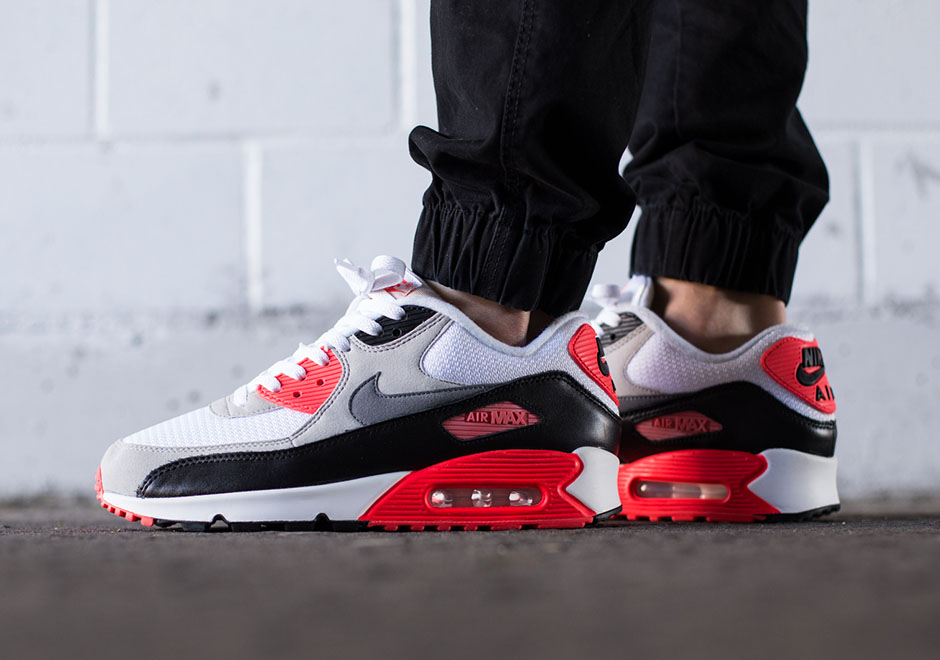 nike air max 90 og infrared woman