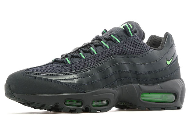 Nike Air Max 95 Anthracite Green