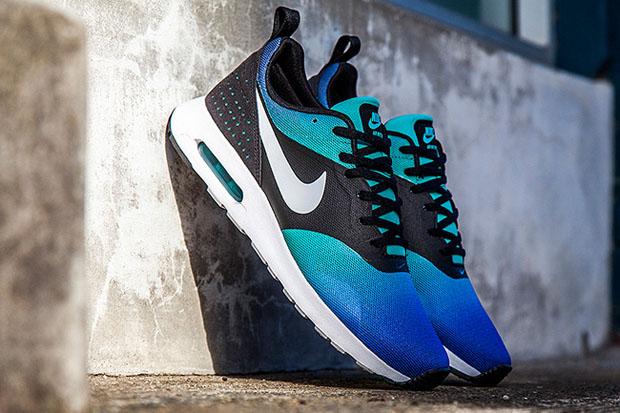 "sale retailer 81642 bdaea Nike Air Max Tavas ""Blue Gradient"""