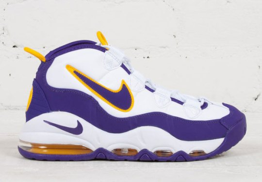 "Nike Air Max Tempo ""Lakers"" – Available"