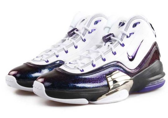 Nike Air Pippen 6 Inspired By Scottie's Alma Mater