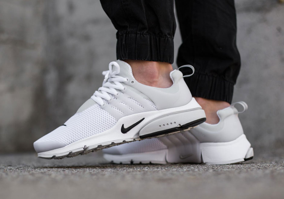 Nike Air Presto White Black