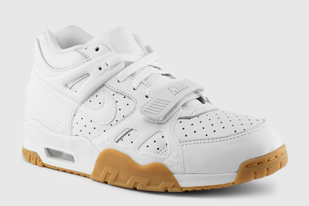 brand new 7ea31 70e21 The White Gum Nike Air Trainer 3 is Available Now - SneakerNews.com