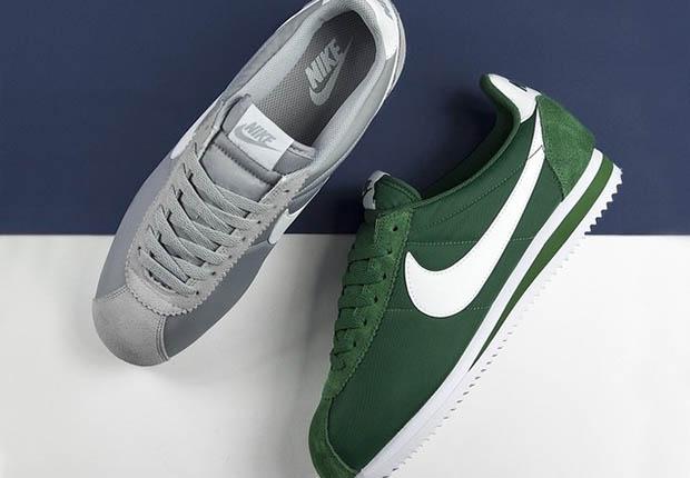 newest 9f6b1 9cf27 The Nike Cortez Returns In Classic Nylon Construction - SneakerNews.com