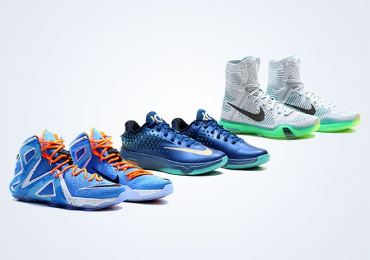 "Nike Basketball Elite ""Elevate"" Launches Tomorrow"