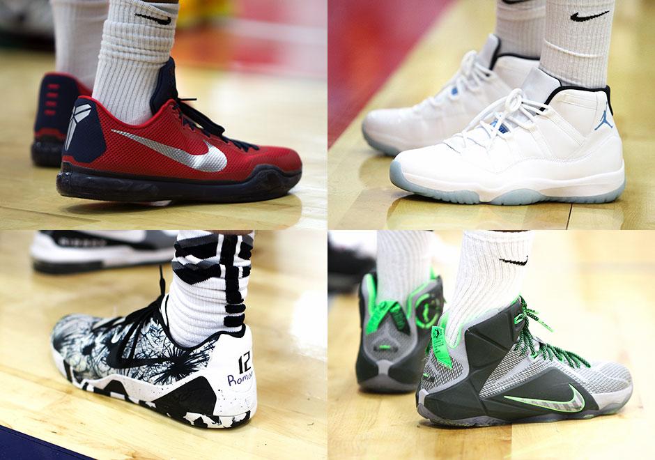 pretty nice bf729 5cb02 Week 3 Of The Nike EYBL Showcases More Sneaker Heat