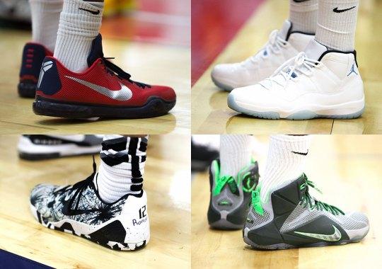 Week 3 Of The Nike EYBL Showcases More Sneaker Heat