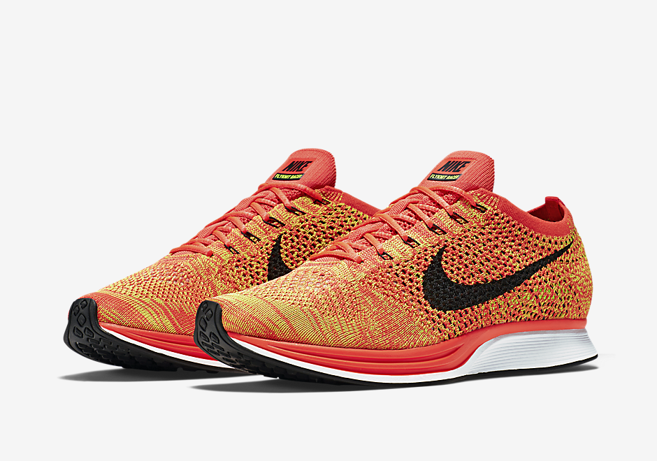 new styles 38c22 e33a6 Another Vibrant Nike Flyknit Racer Colorway For Summer