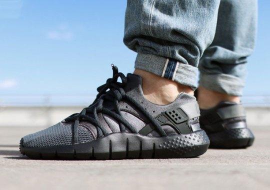 The Nike Huarache NM Is Releasing In Dark Grey