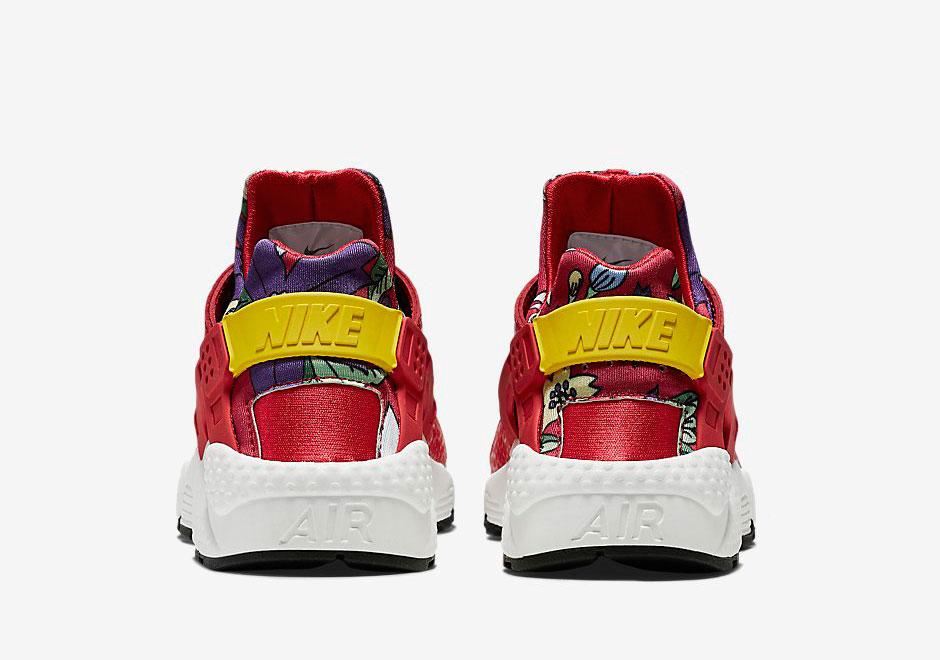 Nike Huarache Precio En Rojo Y Negro HGrpCO