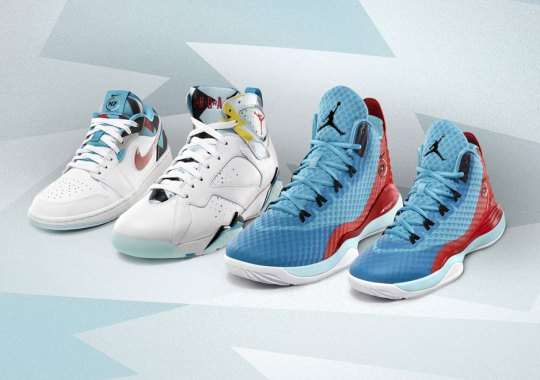 Nike and Jordan Brand Join Forces For 2015 N7 Collection