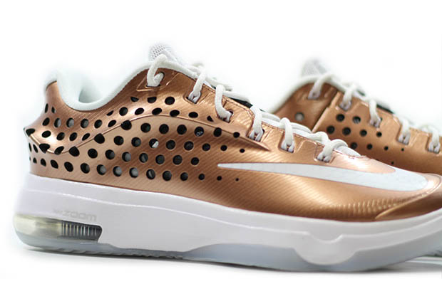 33c709c76fec ... where to buy nike kd 7 elite eybl color metallic red bronzewhite  treasure blue style code