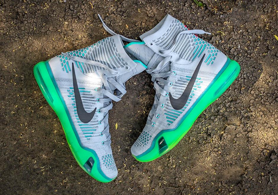 huge discount 06330 72234 Nike Kobe 10 Elite