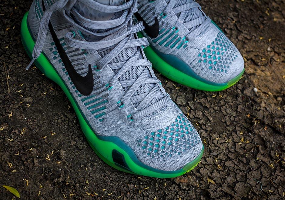 huge discount 76c58 2e4c1 Nike Kobe 10 Elite