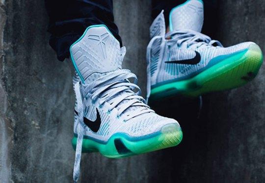 "A Detailed Look at the Nike Kobe 10 Elite ""Elevate"""