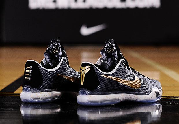 Release Date Changed: Nike Kobe 10 Elite