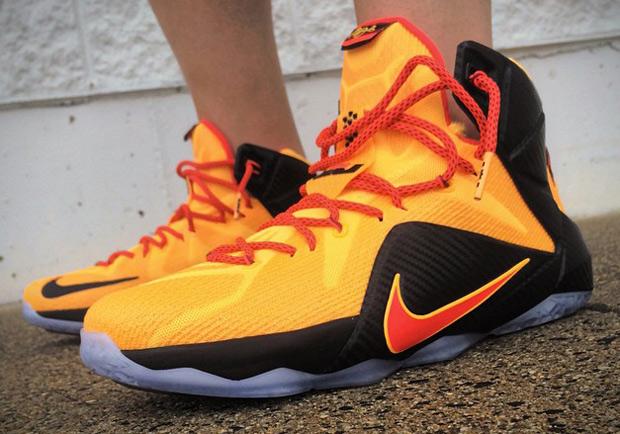 2015 New Arrive Nike LeBron 12 Fairfax