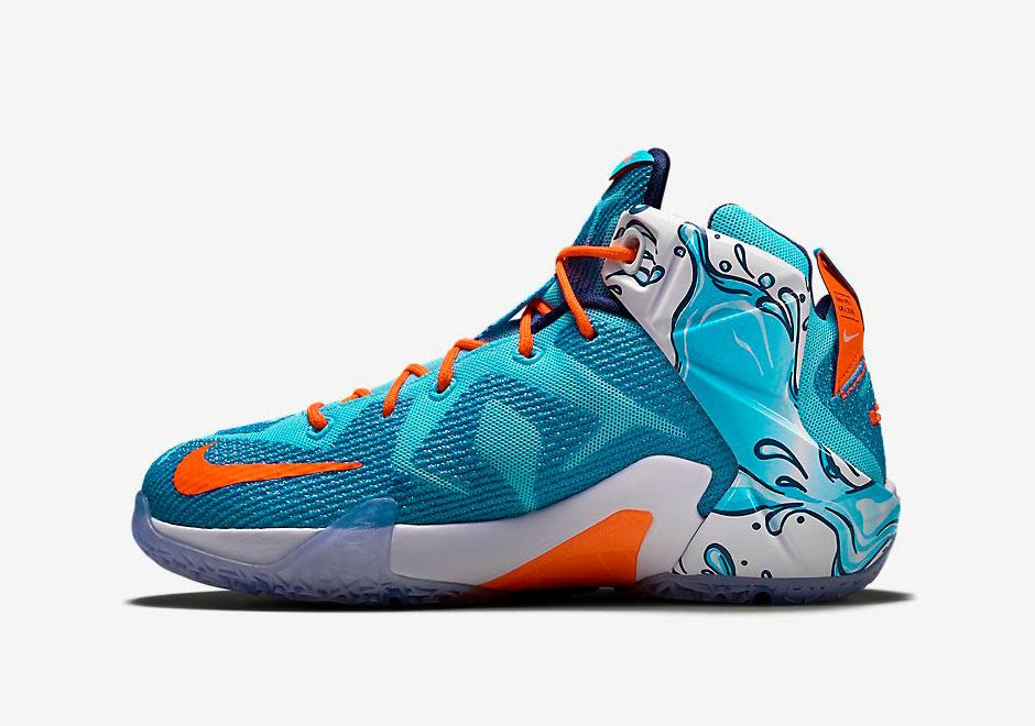Nike LeBron 12 GS \