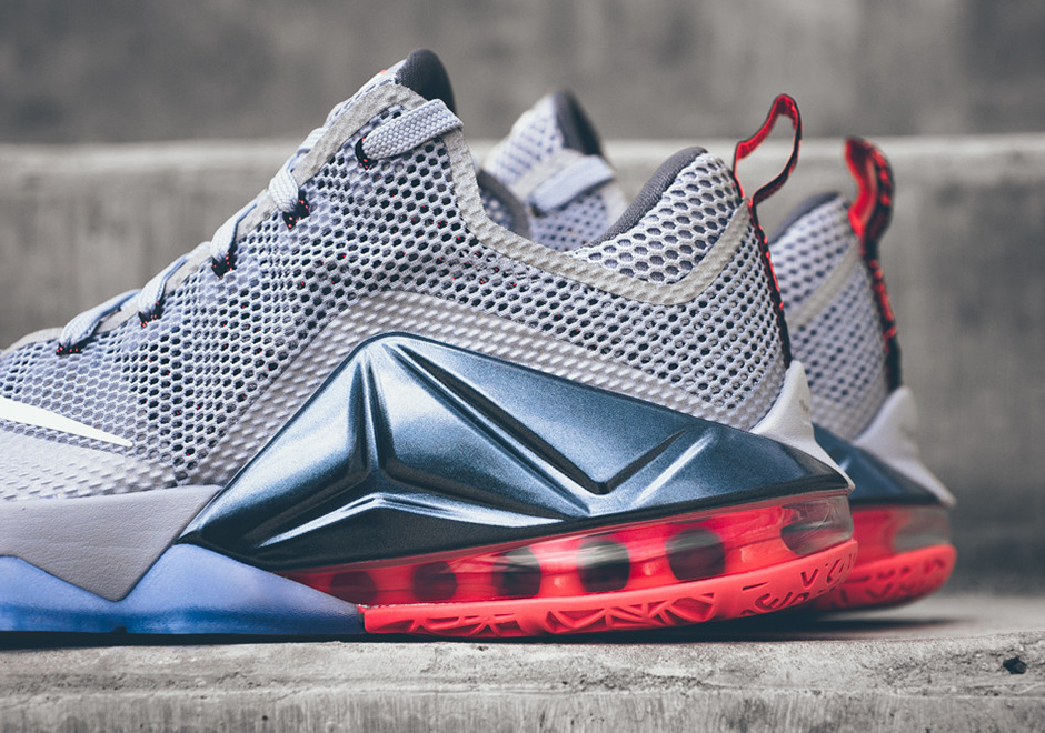reputable site 2bab1 a326b Nike LeBron 12 Low